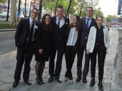 CEU Vis Moot team 2013/2014